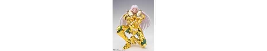 Saint Seiya - Myth Cloth Ex Aries Mu Revival Tamashii Nations figure 4