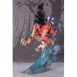 One Piece - Figuarts Zero Kozuki Oden (Extra Battle) Tamashii Nations figure