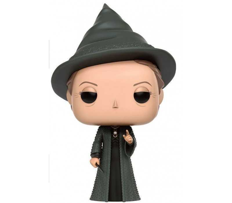 Figurine Harry Potter - Professor McGonagall POP!