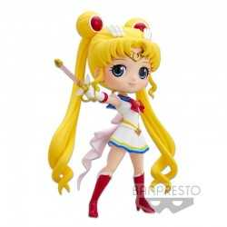 Sailor Moon Eternal - Q Posket Sailor Moon Kaleidoscope Version Banpresto figure