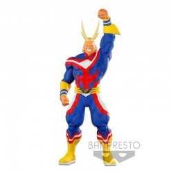 My Hero Academia - BWCF Modeling Academy Super Master Stars The All Might (The Anime) Banpresto figure
