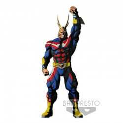 My Hero Academia - BWCF Modeling Academy Super Master Stars The All Might (Two Dimensions) Banpresto figure