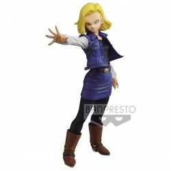 Figurine Banpresto Dragon Ball Z - Match Makers Android 18