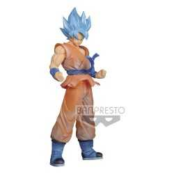 Figurine Banpresto Dragon Ball Super - Clearise Super Saiyan God Super Saiyan Son Goku