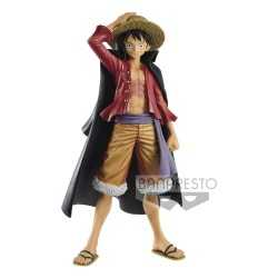 One Piece - DXF The Grandline Men Vol. 11 Luffy Wano Kuni Banpresto figure