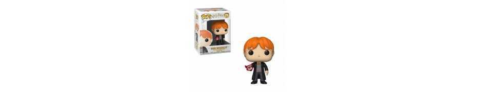 Figura Harry Potter - Ron with Howler POP!