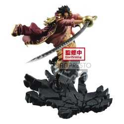 One Piece - Manhood Gol D. Roger Ver. A Banpresto figure