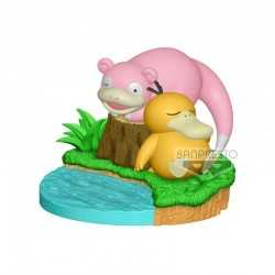 Pokémon - Psyduck and Slowpoke Banpresto figure