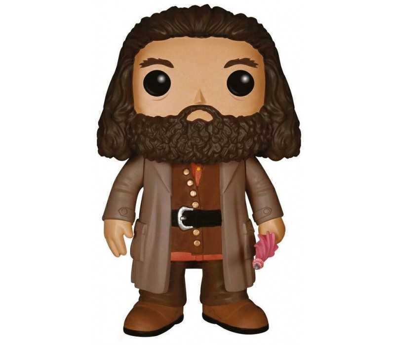 Harry Potter - Rubeus Hagrid POP! figure