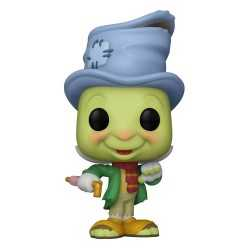 Figurine Funko Disney Pinocchio 80th - Jiminy Cricket POP!