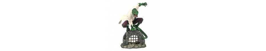 Marvel Comic - Premier Collection The Lizard Diamond Select figure