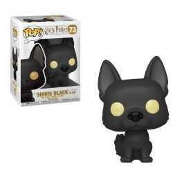Figurine Harry Potter - Sirius as Dog POP!