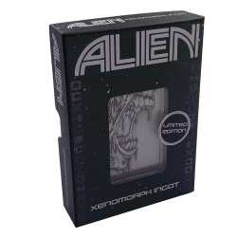 Alien - Ingot Iconic Scene Collection Xenomorph Antique Limited Edition Fanatik decorative plate 3