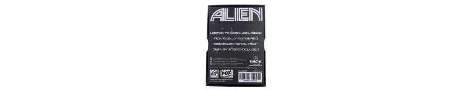 Alien - Ingot Iconic Scene Collection Xenomorph Antique Limited Edition Fanatik decorative plate 4