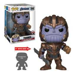 Figura Funko Marvel Avengers Endgame - Super Sized Thanos POP!