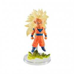 Dragon Ball Super - Gashapon Ultimate Grade The Best 01 Super Saiyan 3 Son Goku Bandai figure
