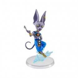 Figurine Bandai Dragon Ball Super - Gashapon Ultimate Grade The Best 01 Beerus