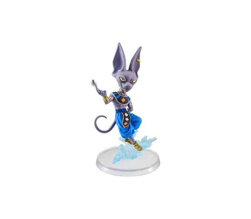Dragon Ball Super - Gashapon Ultimate Grade The Best 01 Beerus Bandai Figure