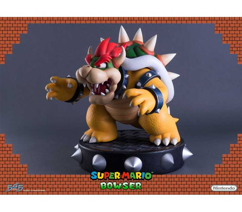 Figurine Super Mario - Bowser (Regular)
