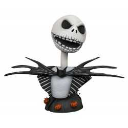 Buste Diamond Select Disney Nightmare Before Christmas - Legends in 3D Jack Skellington