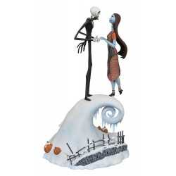 Disney Nightmare Before Christmas - Milestones Jack & Sally Diamond Select figure