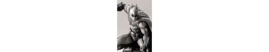 DC Comics - ARTFX+ Batman Arkham Series 10th Anniversary figure 10