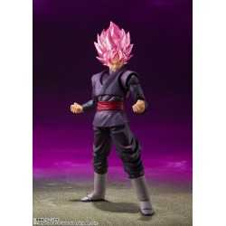 Figurine Tamashii Nations Dragon Ball - S.H. Figuarts Goku Black - Super Saiyan Rose