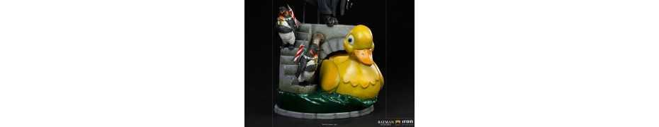 DC Comics Batman Returns - Deluxe Art Scale 1/10 Penguin Iron Studios figure 9