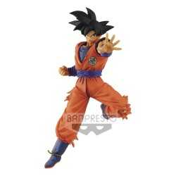 Figurine Banpresto Dragon Ball Super - Chosenshi Retsuden II Vol. 6 Son Goku