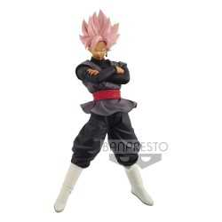 Figurine Banpresto Dragon Ball Super - Chosenshi Retsuden II Vol. 6 Super Saiyan Rose Goku Black