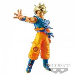 Figurine Banpresto Dragon Ball Z - Blood of Saiyans Special Super Saiyan Son Goku