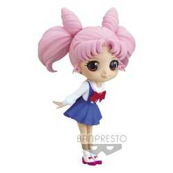 Figura Banpresto Sailor Moon Eternal - Q Posket Chibiusa Ver. A