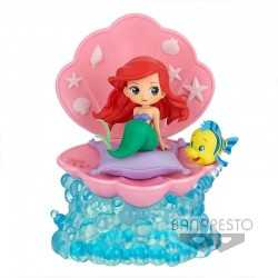 Disney The Little Mermaid - Q Posket Stories Ariel Ver. A Banpresto figure