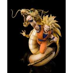 Figurine Tamashii Nations Dragon Ball Z - Figuarts Zero Super Saiyan 3 Son Goku (Extra Battle)