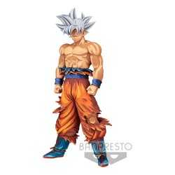 Figurine Banpresto Dragon Ball Super - Grandista Son Goku Ultra Instinct Manga Dimensions