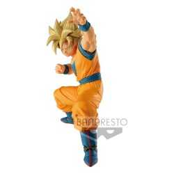 Figurine Banpresto Dragon Ball Z - Super Zenkai Solid Vol. 1 Super Saiyan Son Goku