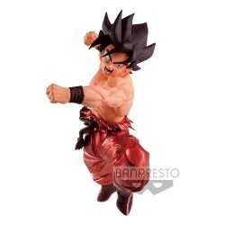 Figura Banpresto Dragon Ball Z - Blood of Saiyans Special X Son Goku Kaioken
