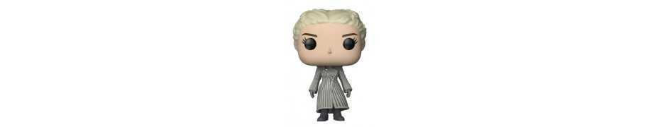 Figura Game of Thrones - Daenerys (White Coat) POP!