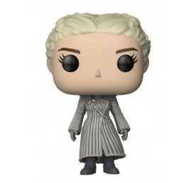 Figurine Game of Thrones - Daenerys (White Coat) POP!