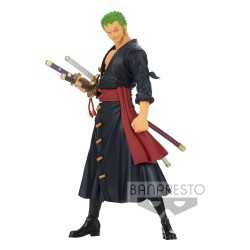 Figura Banpresto One Piece - DXF The Grandline Men Vol. 13 Zoro Wano Kuni