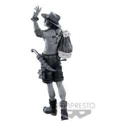 Figura Banpresto One Piece - World Figure Colosseum 3 Master Stars Piece The Portgas D. Ace (The Tones)