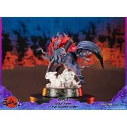 Okami - Oki (Wolf Form) Standard Edition First 4 Figures statue 8