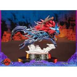 Okami - Oki (Wolf Form) Standard Edition First 4 Figures statue 11