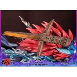 Okami - Oki (Wolf Form) Standard Edition First 4 Figures statue 15