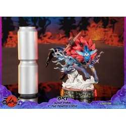 Okami - Oki (Wolf Form) Standard Edition First 4 Figures statue 21