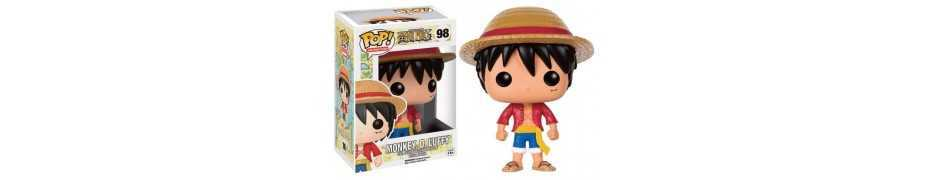 Figurine One Piece - Monkey D. Luffy POP!