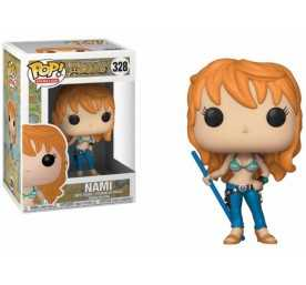 Figurine One Piece - Nami POP!