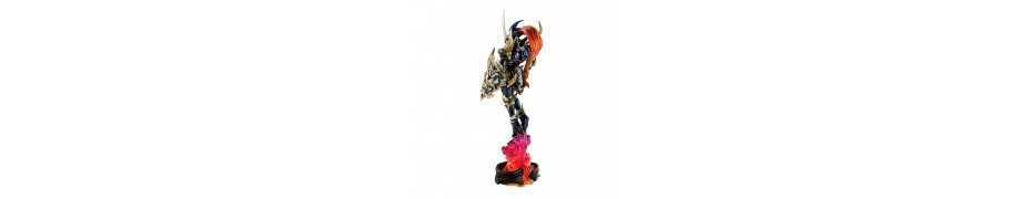Yu-Gi-Oh! Duel Monsters - Art Works Monsters Black Luster Soldier (Recolored) Megahouse figure 3
