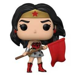 Figura Funko DC Comics Wonder Woman 80th - Wonder Woman (Superman: Red Son) POP!