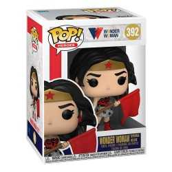Figurine Funko DC Comics Wonder Woman 80th - Wonder Woman (Superman: Red Son) POP! 2